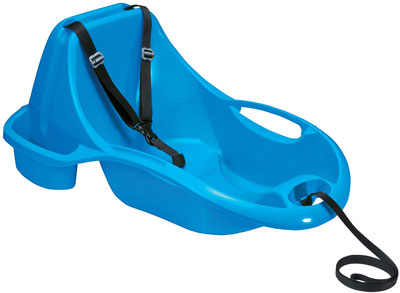 5. TSL Sleds Pull Sled for Kids