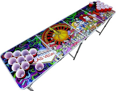 5. The Pong Squad Indoor Outdoor Tables