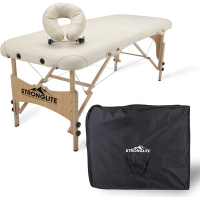 Stronglite Adjustable Portable Massage Table