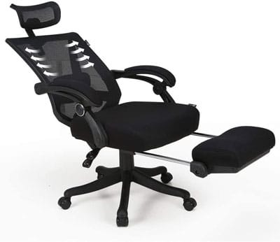 4. Hbada Reclining Computer Chairs