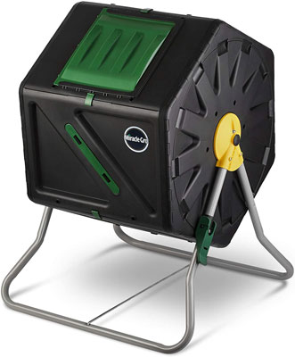 3. Miracle-Gro Compact Tumbling Composter