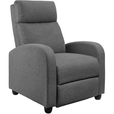 JUMMICO Adjutable Recliner Chair