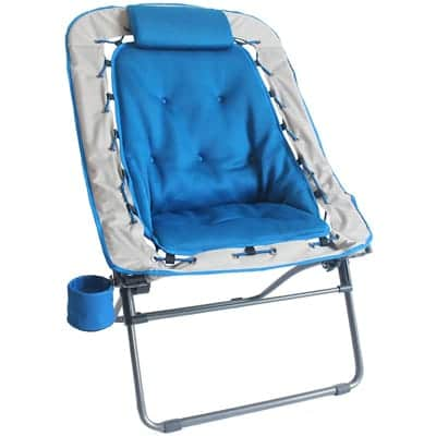 Zenithen Folding Bungee Chair