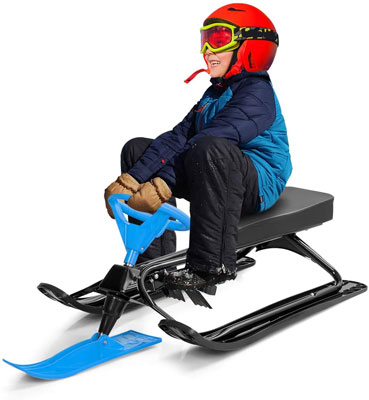 9. Costzon Snow Sleds For Toddlers