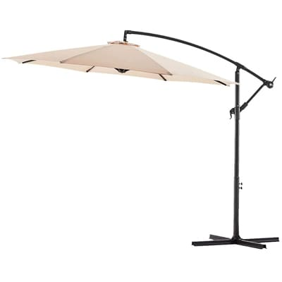 WUFF Cantilever Patio Umbrella