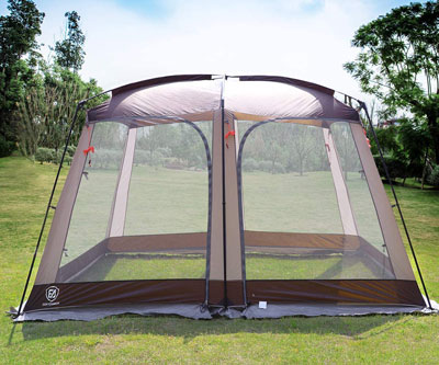 8. EVER ADVANCED Lightweight Tent