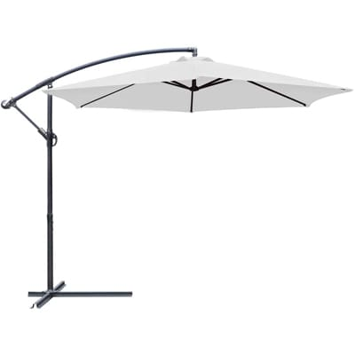 Greensum Offbas Umbrella with Cross Base