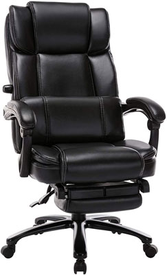 9. STARSPACE Executive Chair with Locking Mechanism