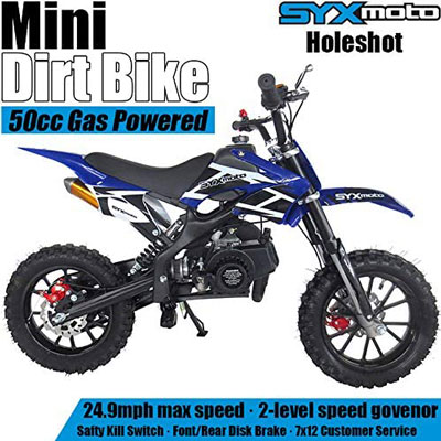 1. SYX Moto Mini Bikes for Adults