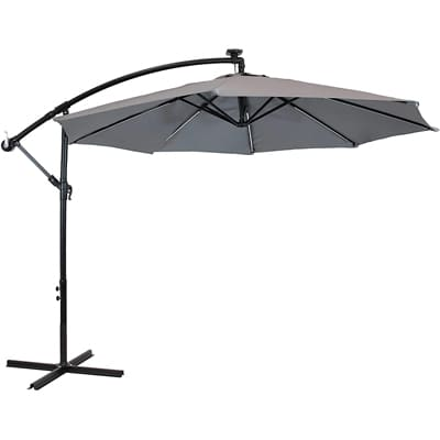 Sunnydaze Décor Cantilever Patio Umbrella