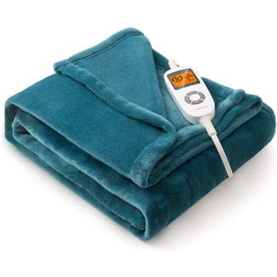 VIPEX Heated Throw with Timer