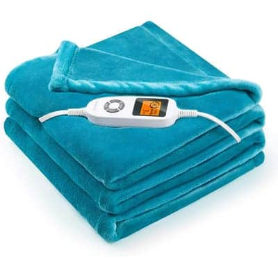 Homech Electric Blanket with Controller