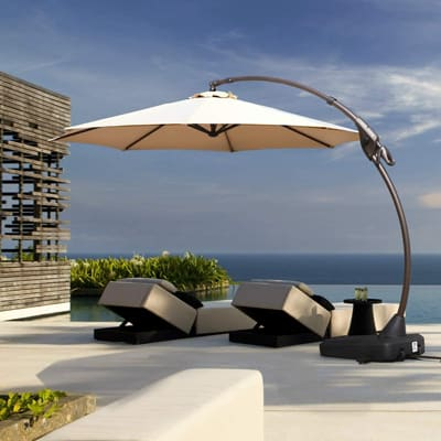 Grand Patio Cantilever Patio Umbrella