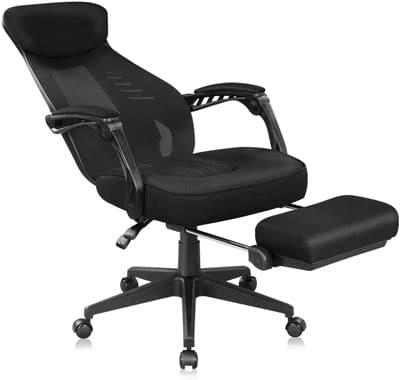 10. DEWAISE Reclining Computer Chairs