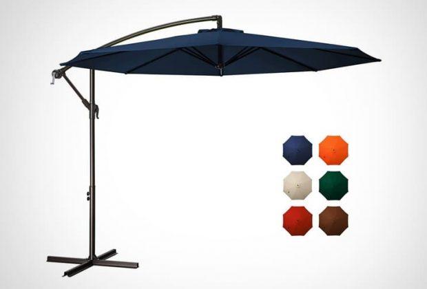Best Cantilever Patio Umbrellas Consumer Reports 2020