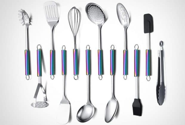 Best Kitchen Utensil Sets Consumer Reports 2020