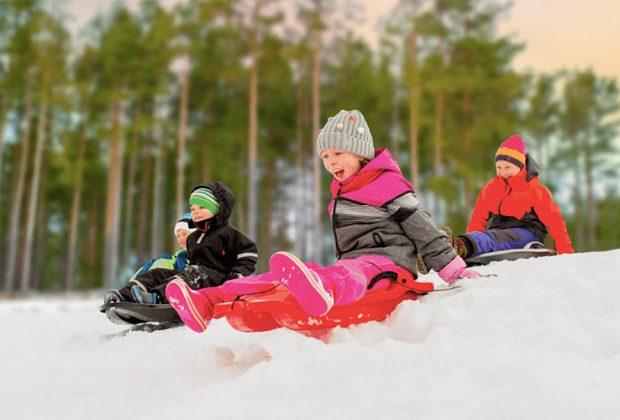 Best Snow Sleds For Toddler