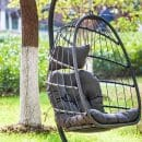 Best Hanging Egg Chair with Stand