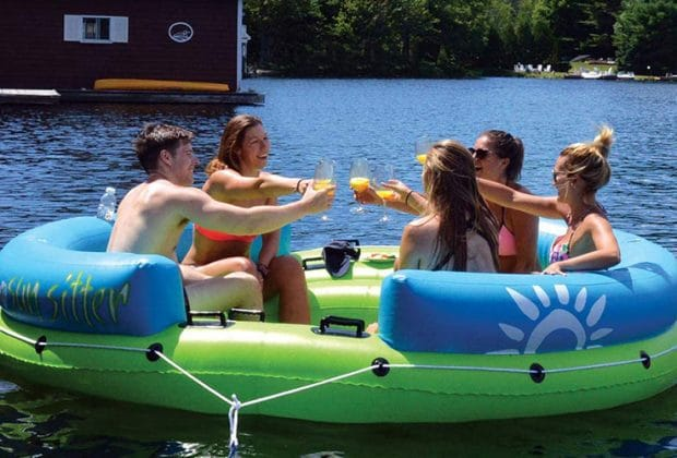 Best Inflatable Floating Islands
