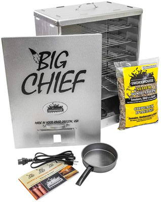 7. Smokehouse Products Big Chief Electric Smoker