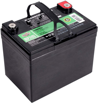 4. Interstate Sealed Car Battery