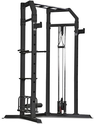 3. Marcy Power Cage for Strength Training