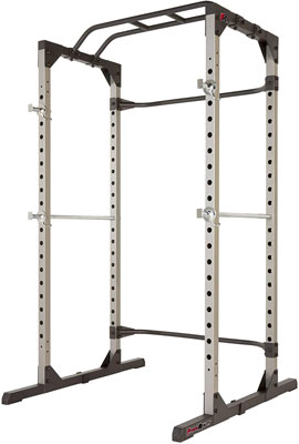 1. Fitness Reality Power Cage with Pull-down Attachment