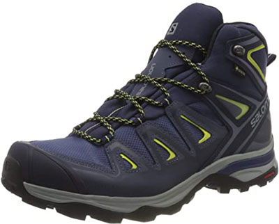5. Salomon Synthetic Hiking Boots For Women