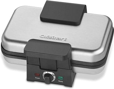 2. Cuisinart Pizzelle Press with Indicator Light
