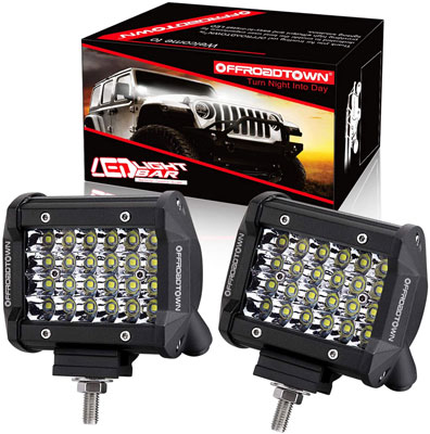 6. OFFROADTOWN Brightest Off-Road Lights