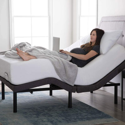 2. LUCID L300 Foldable Bed in Twin XL
