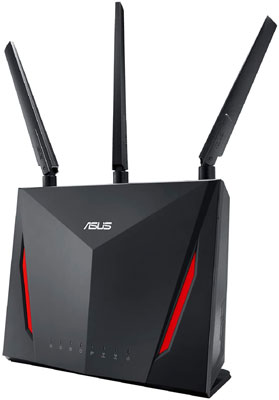 4. ASUS 4K Resolution Router
