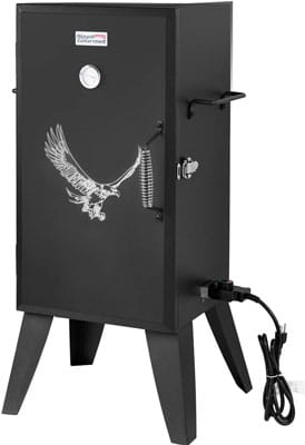 9. Royal Gourmet Electric Smoker with Adjustable Temperature