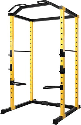 2. HulkFit Steel Freestanding Power Cage