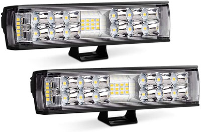 2. AutoFeel Brightest Off-Road Lights