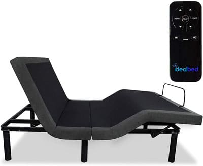 5. iDealBed Adjustable Wireless Bed