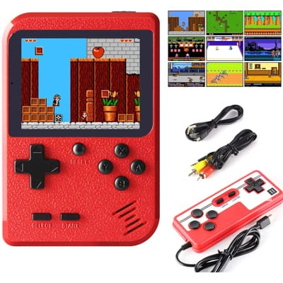JAMSWALL Mini Game Console with 400 Games:
