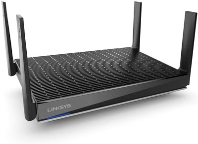 5. Linksys Dual-band Wifi Router