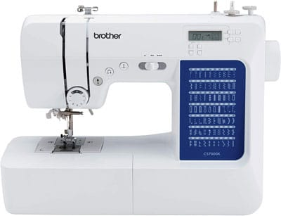 1. Brother Tailor Machine with 70 Stitches
