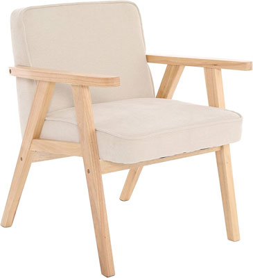 10. Wahson Modern Chair for Living Rooms