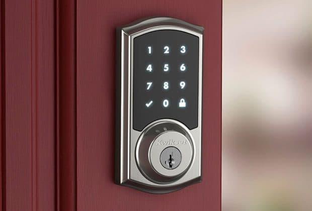 Best Electronic Keypad Doorlock