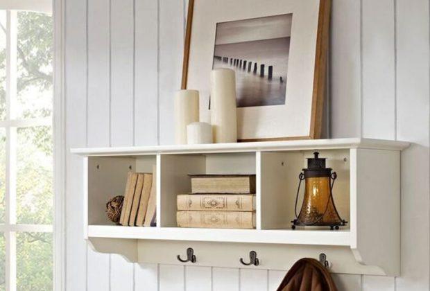 Best Entryway Storage Shelf