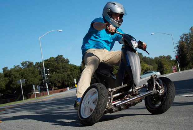 Electric Drift Trikes
