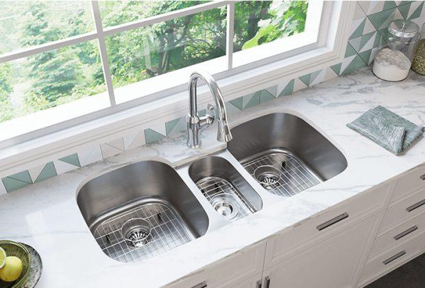 Best Triple Bowl Kitchen Sinks