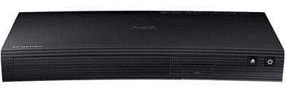 5. Samsung Blu-ray DVD Disc Player With Built-in Wi-Fi