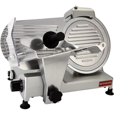 BESWOOD Premium Meat Slicer