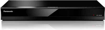 6. Panasonic DP-UB420 4K Ultra HD Blu-ray Player