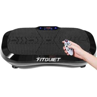 Fitquite Vibration Plate with LCD