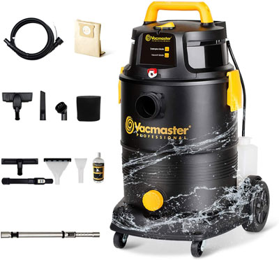 9. Vacmaster 3 in 1 8 Gallon Portable Carpet Cleaner
