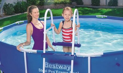 10 Best Above Ground Pool Ladders Consumer Reports 2020 [Reviews & Buying Guide]